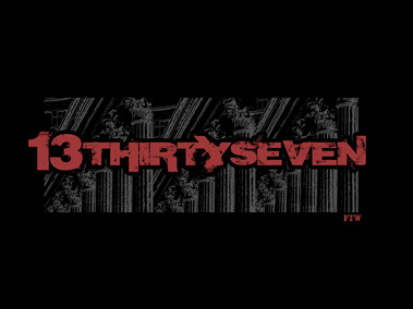 13THIRTYSEVEN Wallpaper - Red